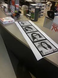 giant photo strip for cheap tutorial bee crafts tutorials and