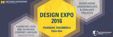 design expo fall 2016 student project descriptions