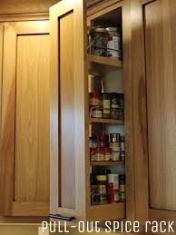 Kitchen Cabinet Spice Rack Slide by Cutting Board Archives Village Home Stores