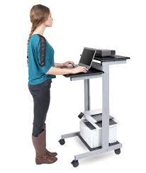 Computer Workstations Desk Standing Computer Workstation Stand Up Desk Store