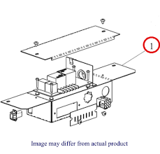 coleman mach 8330 5571 control junction box assembly