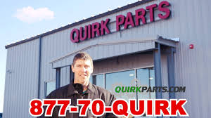 Parts Delivery Driver Jobs Quirk Parts Commerical Youtube
