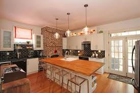 tiling kitchen backsplash 47 brick kitchen design ideas tile backsplash accent walls