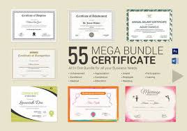 sample training certificate template 20 documents in psd pdf