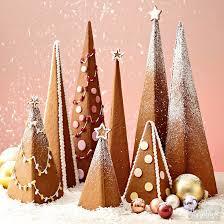 d gingerbread trees