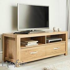 light wood tv stand oak entertainment units and tv stands ebay