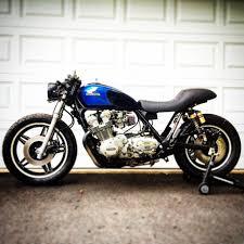 1981 cb900custom built in my basement motorcycles