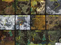Gw2 World Map by Life In The Silverwastes Iron Ore And More Part 1 Of 2 Twitch Fan
