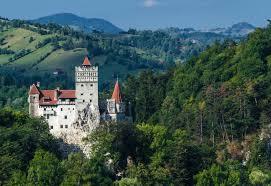 bran castle u2013 romania dacia
