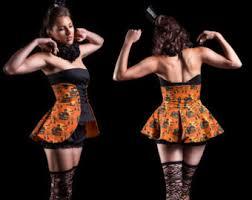 Halloween Costume Cowgirl Costume Women U0027s Costume Print Skirt