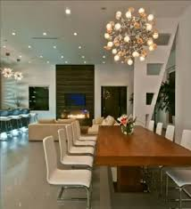 Modern Furniture In Los Angeles by Luxury Modern House In Hollywood Hills Contemporary Dining