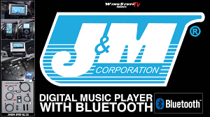 digital music player w bluetooth by j u0026m corp honda goldwing