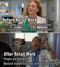 Working In Retail Memes - working on retail memes lol