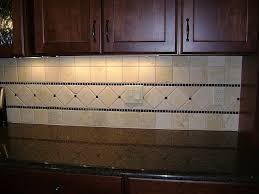 Best Our Kitchen Backsplashes Images On Pinterest Kitchen - Travertine mosaic tile backsplash