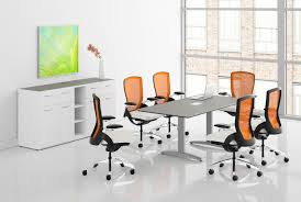 Small Meeting Table Hon Preside Medium Meeting Room Contemporary Conference Table