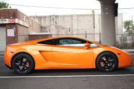 Lamborghini Gallardo Orange - f s 2004 lamborghini gallardo arancio borealis orange with