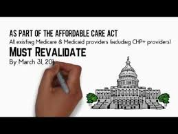 provider revalidation u0026 enrollment youtube