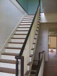 Front Entry Stairs Design Ideas Colorado Stair Company Stairs Parts Front Entry Doors