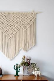 lace home decor macrame wall hanging decoration wall art handmade tapestry murale