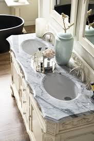 Bathroom Vanity Double Sink 60 Inches by 60 Inch Double Sink Bathroom Vanity Vintage Vanilla Finish Marble Top