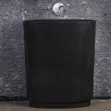 Pedestal Sink Infinity Pedestal Sink Black Granite U2013 Stone Forest