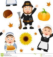 thanksgiving pilgrim seamless pattern stock vector image 45524928