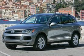 volkswagen volkswagen used 2013 volkswagen touareg for sale pricing u0026 features edmunds