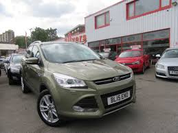 used ford kuga and second hand ford kuga in west yorkshire