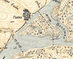 Volga River Map The Center For Volga German Studies At Concordia University