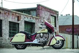 indian motorcycle announces classic two tone paint schemes