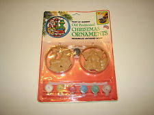 teddy ruxpin paint by number ornament craft vtg 1985 ebay