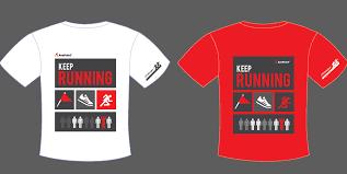 Event T Shirt Design Ideas Image 1 Avepoint U0027s Design For The J P Morgan Corporate Challenge