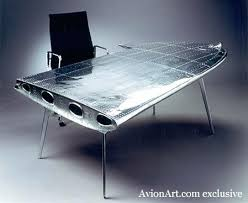 aircraft wing desk for sale airplane wing desk airplane wing desk coffee tables airplane wing