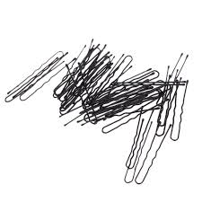 hair pins online cheap beauty hair pins thin u shape hair bobby pin black