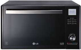 Microwave Toaster Combo Lg Buy Lg Mj3281cas Combination Microwave Black Marks Electrical