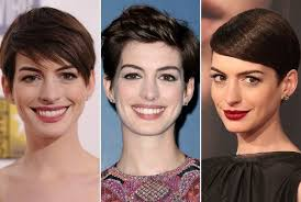 differnt styles to cut hair 1 cut 5 different looks anne hathaway s pixie styling inspiration