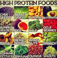 53 best healthy protein veggies images on pinterest healthy