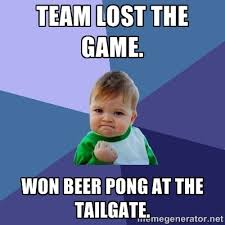 Game Day Meme - ecu 1001 5 steps to tailgating