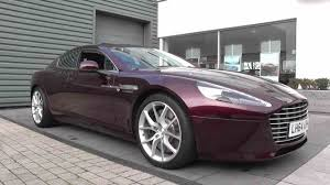 aston martin rapide s sedan used aston martin rapide s saloon petrol in divine red from aston