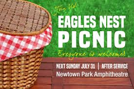 church picnic eagles nest church black roswell churches