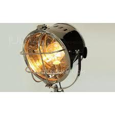 Nautical Floor Lamps Nautical Floor Lamps Studio Tripod Metal Electroplated