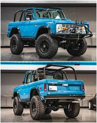 bronco jeep 2017 hrdwifeybronco ken block u0027s anniversary gift to his wife