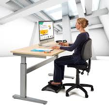 sitstand height adjustable desks albion chairs huge choice of