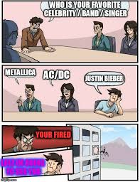 Acdc Meme - boardroom meeting suggestion meme imgflip