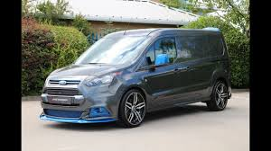 2014 Ford Transit Connect Audio Systems New Ford Transit Connect Gt Youtube