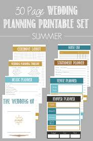free printable wedding planner templates 28 images instant