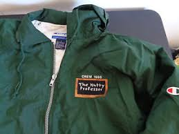 the nutty professor cast crew 1995 movie jacket small new vintage