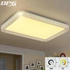 plafoniere a soffitto moderne telecomando led soffitto illuminazione interna luminaria abajur