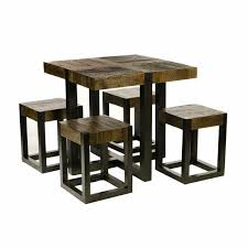 small dining room table sets dining table rustic square dining table pythonet home furniture