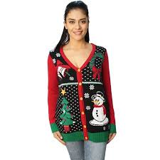 christmas sweaters for women